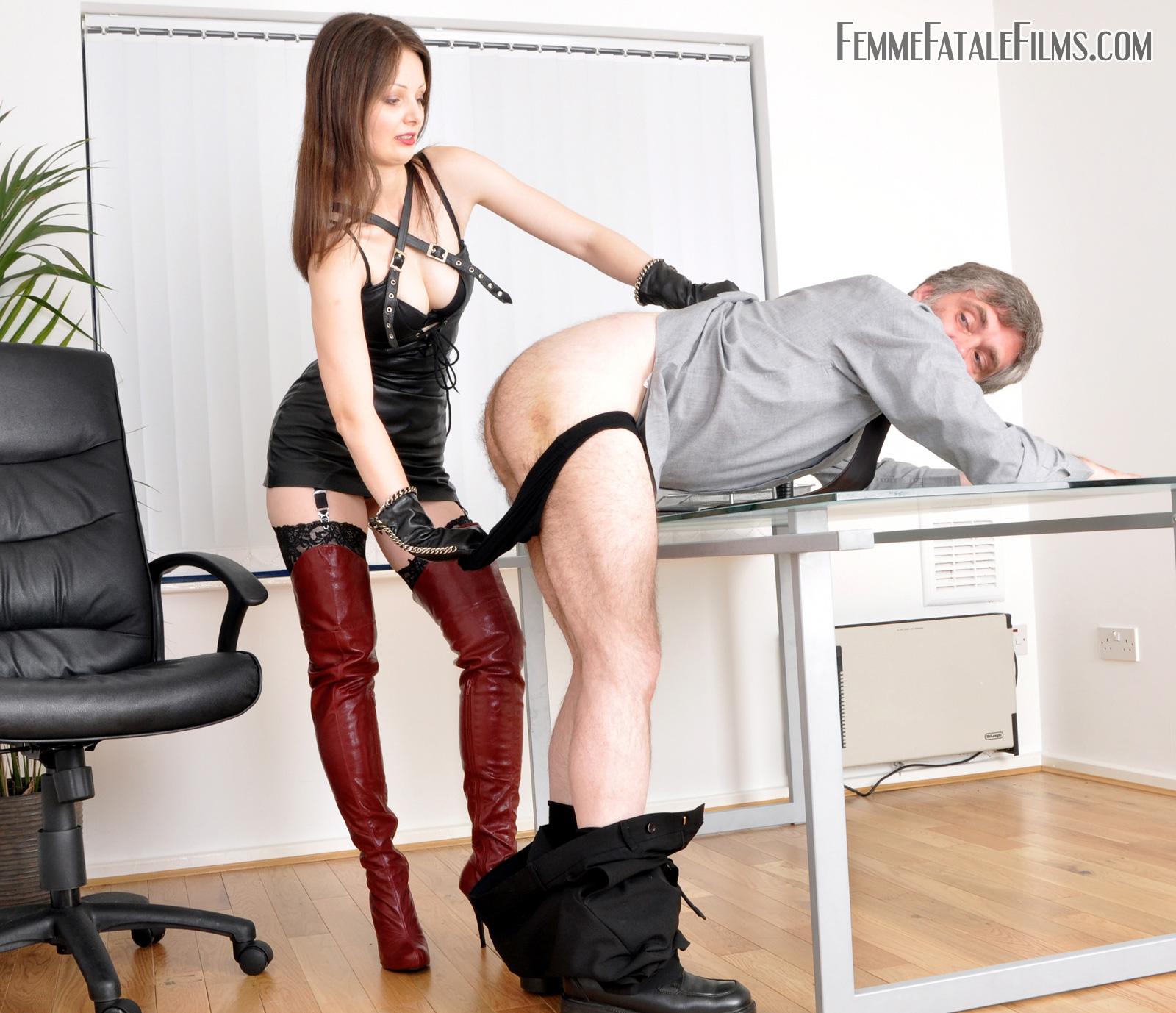 Femme Fatale Films | HD Femdom BDSM Domination Videos